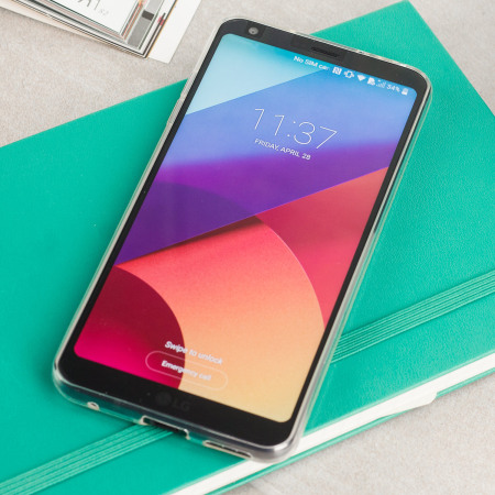 Olixar Ultra-Thin LG G6 Case - 100% Clear