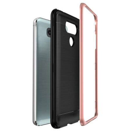 VRS Design High Pro Shield Series LG G6 Case - Rose Gold