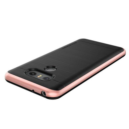vrs design high pro shield series lg g6 case rose gold EBox can perform