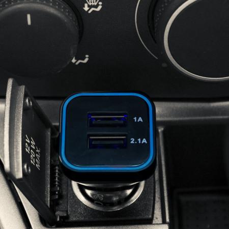 olixar high power google pixel car charger smooth, uninterrupted lines