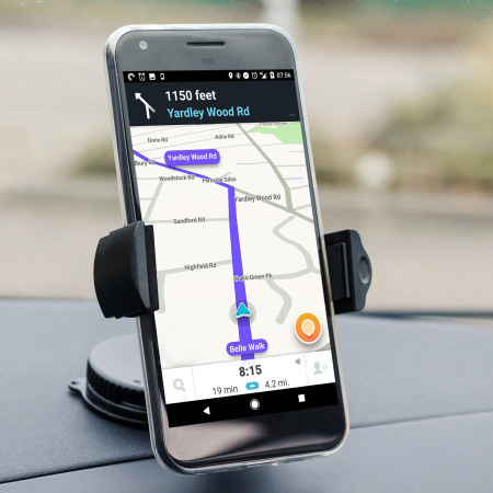 Olixar DriveTime Google Pixel XL Car Holder & Charger Pack