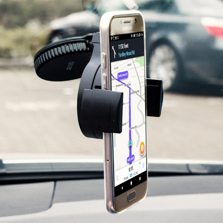 Olixar DriveTime Samsung Galaxy A5 2017 Car Holder & Charger Pack