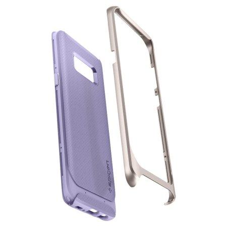 pretty nice 3a1ca 588bf Spigen Neo Hybrid Samsung Galaxy S8 Case - Violet