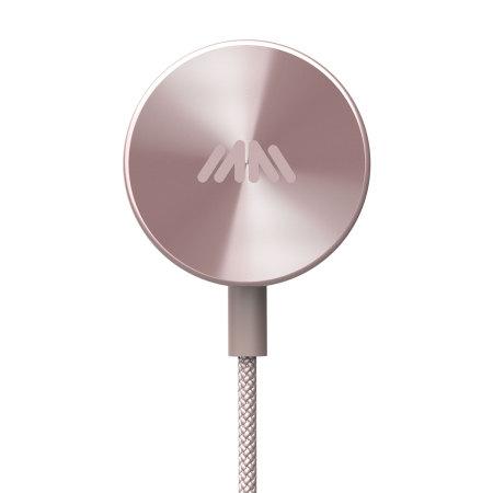 i.am plus Buttons Wireless Bluetooth Earphones - Rose Gold