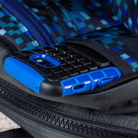 Olixar ArmourDillo Samsung Galaxy A5 2017 Tough Case - Blue