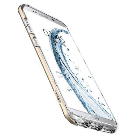 Spigen Neo Hybrid Crystal Samsung Galaxy S8 Case - Gold Maple