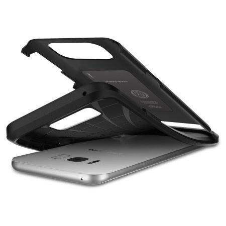 Spigen Tough Armor Samsung Galaxy S8 Case - Black