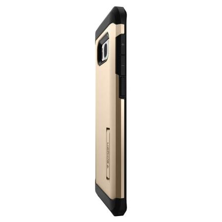 Spigen Tough Armor Samsung Galaxy S8 Case - Champagne Gold