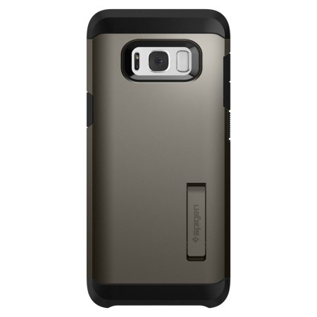 Spigen Tough Armor Samsung Galaxy S8 Case - Gunmetal