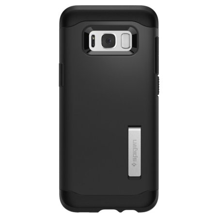 Spigen Slim Armor Samsung Galaxy S8 Tough Case - Black