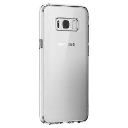 spigen ultra hybrid samsung galaxy s8 plus bumper case clear should accept rubbishy