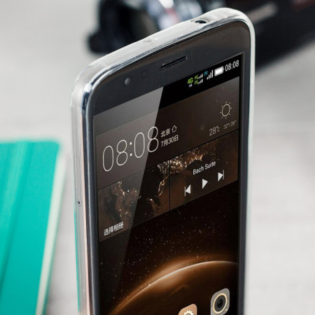 Olixar Ultra-Thin Huawei G8 Case - 100% Clear