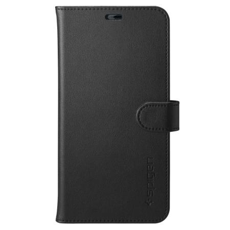 Housse lg g6 spigen wallet s portefeuille noire for Housse lg g6
