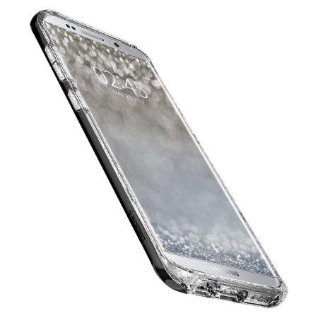 Spigen Crystal Hybrid Glitter Samsung Galaxy S8 Case - Black