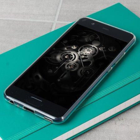 Olixar Ultra-Thin Huawei P10 Deksel - 100% Klar