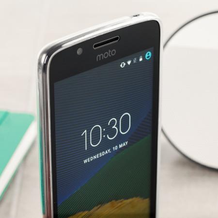 ffd8a908a09 Olixar Ultra-Thin Motorola Moto G5 Plus Gel Case - 100% Clear