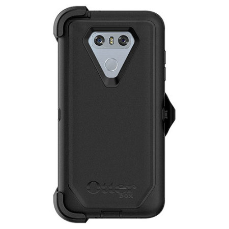 OtterBox Defender Series LG G6 Case - Black