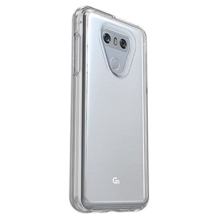 OtterBox Symmetry LG G6 Case - Clear