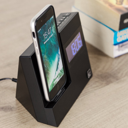 KitSound X-Dock 3 iPhone 7 / 7 Plus / 6 Radio Speaker Dock - EU Mains