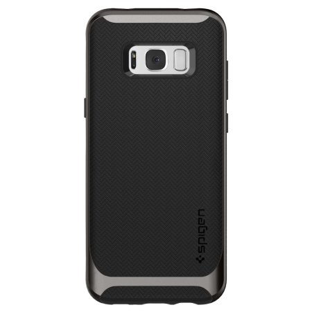 premium selection e74fe c2dab Spigen Neo Hybrid Samsung Galaxy S8 Plus Case - Gunmetal