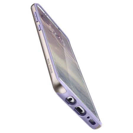 Spigen Neo Hybrid Samsung Galaxy S8 Plus Case - Violet