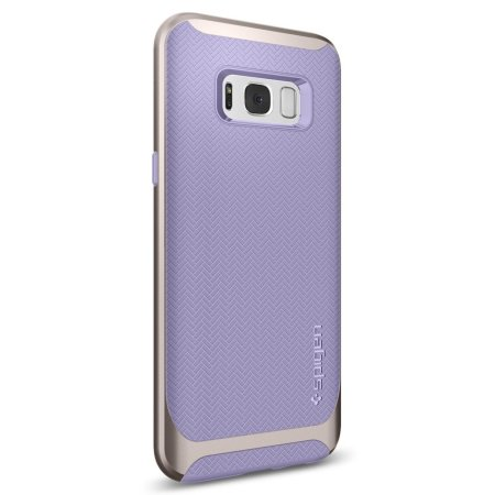 only spigen neo hybrid samsung galaxy s8 plus case violet 1