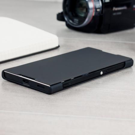 Roxfit Sony Xperia XA1 Pro Touch Book Case - Black