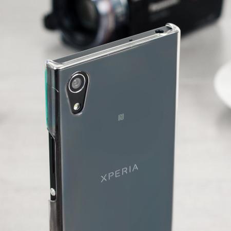 Roxfit Urban Sony Xperia XA1 Anti Scratch Shell Case - Clear