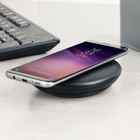 Official Samsung Galaxy Wireless Fast Charger - Black