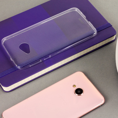 Olixar Ultra-Thin HTC U Play Gel Case - 100% Clear