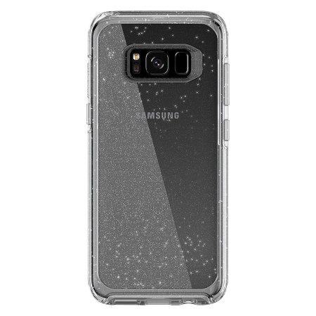 new arrivals 22905 6167b OtterBox Symmetry Clear Samsung Galaxy S8 Case - Stardust