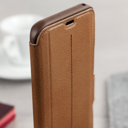 OtterBox Strada Samsung Galaxy S8 Plus Case - Brown