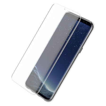 OtterBox Alpha Glass Samsung Galaxy S8 Plus Screen Protector