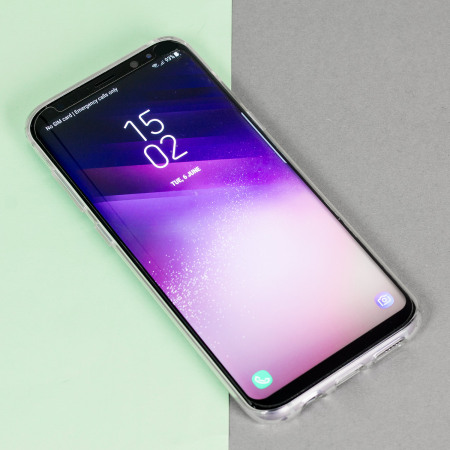 OtterBox Clearly Protected Skin Samsung Galaxy S8 Gel Case