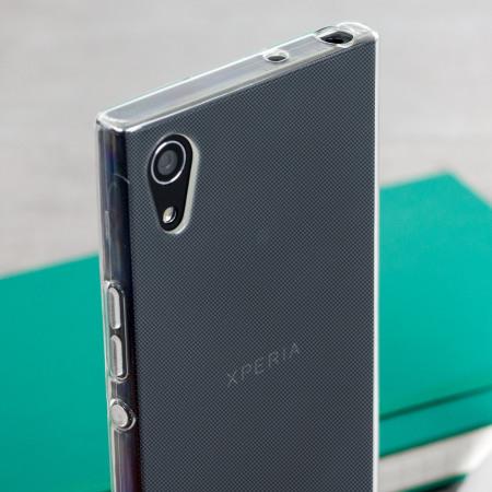 Krusell Bovik Sony Xperia XA1 Shell Case - 100% Clear