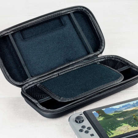 Nintendo Switch Protective Travel Case - Black