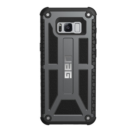 always uag monarch premium samsung galaxy s8 plus protective case graphite 4