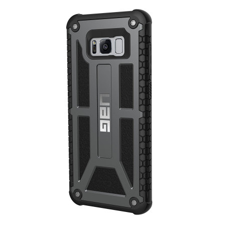 uag monarch premium samsung galaxy s8 plus protective case graphite 6