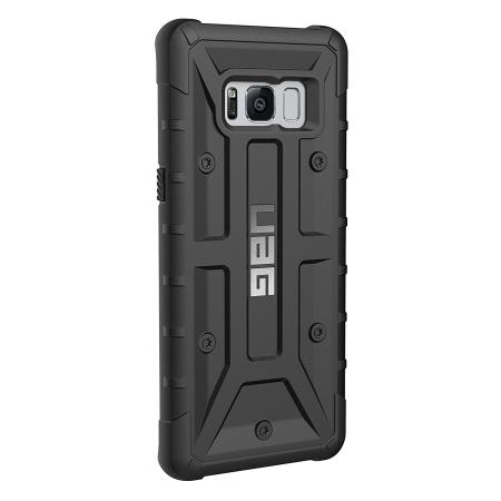 UAG Pathfinder Samsung Galaxy S8 Plus Rugged Case - Black