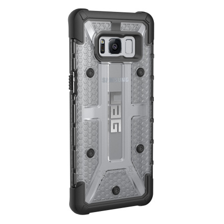 free uag plasma samsung galaxy s8 plus protective case ice black 4 appreciate