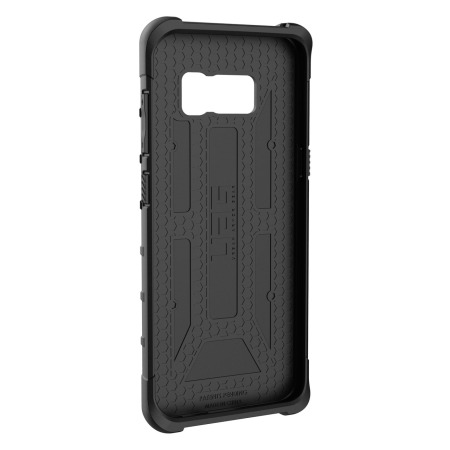 uag plasma samsung galaxy s8 plus protective case ice black 7