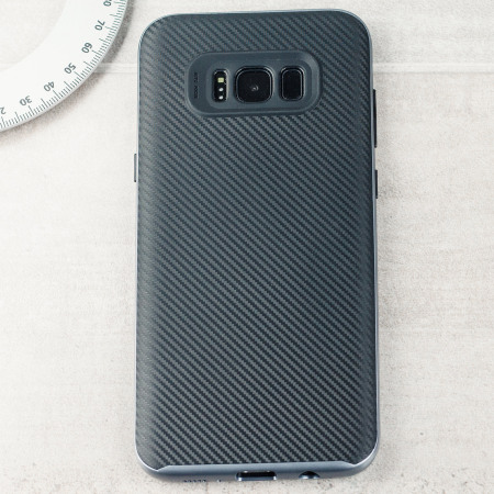 cost emi olixar x duo samsung galaxy s8 case carbon fibre metallic grey reviews