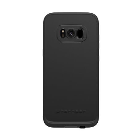 LifeProof Fre Samsung Galaxy S8 Waterproof Case - Black
