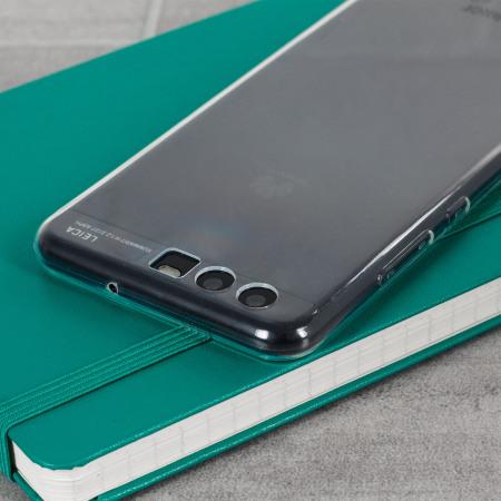 Olixar Ultra-Thin Huawei P10 Plus Gelskal - 100% Klar
