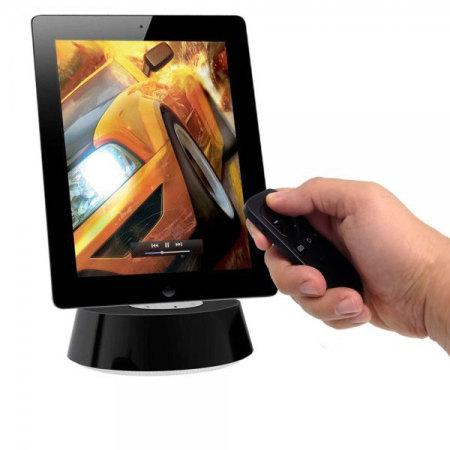 satechi ios bluetooth multimedia remote black
