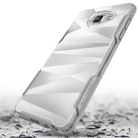 VRS Design Shine Guard Samsung Galaxy A5 2016 Case - Grey