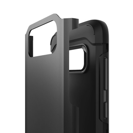 Caseology Legion Series Samsung Galaxy S8 Tough Case - Black