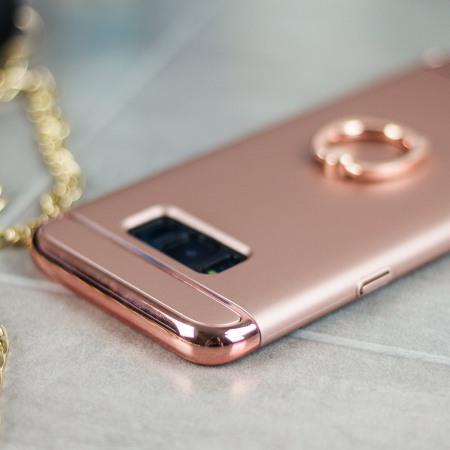 Olixar X Ring Samsung Galaxy S8 Plus Finger Loop Case
