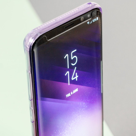 coque samsung s8 plus violet