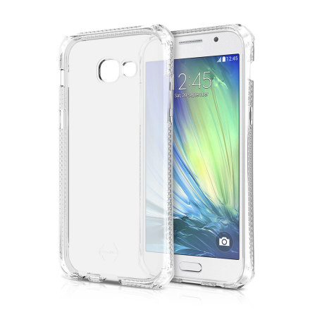 ITSKINS Spectrum Samsung Galaxy A5 2017 Gel Case - Clear